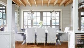 round dining table lanterns design ideas