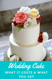 wedding cake cost wedding cake costs what you get nashville wedding planner