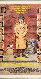the cheap detective 1978 imdb