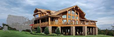 north carolina log and timber frame homes by precisioncraft