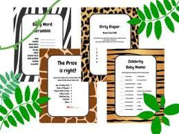 Safari Boy Baby Shower Ideas - zoo baby shower ideas baby shower ideas themes games