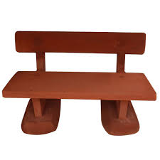 Lucknow Bench Outdoor Cement Bench Cement Bench Aliza Enterprises Lucknow