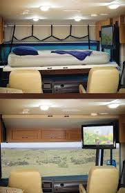 Rv Air Mattress Hide A Bed Sofa 2011 Fleetwood Rv Storm Crossover Motor Home Launched Autoevolution