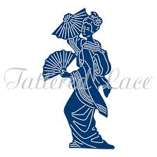 Asian Designs by Tattered Lace New Dies Including Asian Designs