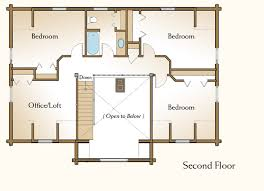 two bedroom cabin floor plans 2 bedroom log home plans nrtradiant