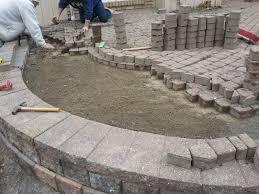 Build Paver Patio Brick Pavers Canton Plymouth Northville Arbor Patio Patios