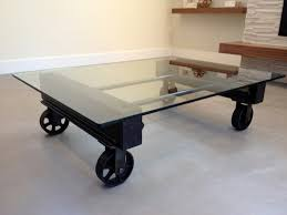 Wood And Metal Coffee Table Best 25 Glass Coffee Tables Ideas On Pinterest Glass Wood