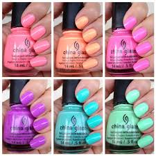 china glaze sunsational preview makeup brands china glaze and