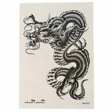 online get cheap dragon tattoo leg aliexpress com alibaba group