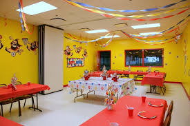Party Room For Kids by Indoor Birthday Parties Naperville Il Players Indoor
