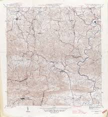 Pr Map Puerto Rico Historical Topographic Maps Perry Castañeda Map