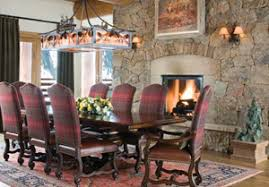 A Colorado Classic Colorado Homes And Lifestyles September - Ralph lauren dining room