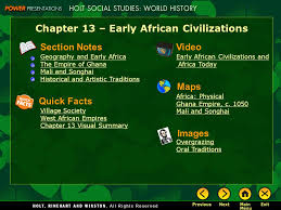 chapter 13 u2013 early african civilizations ppt video online download