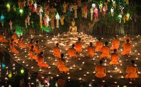the lights festival houston 2017 thailand s floating lantern festival travel leisure