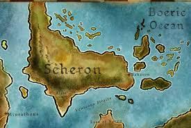 Thedas Map Seheron Dragon Age Wiki Fandom Powered By Wikia