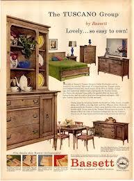 Modern Furniture Portland by 13 Best Vintage Bassett Furniture Advertisements Images On