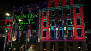 brookfield zoo winter lights perth winter light show 2016 at brookfield place youtube