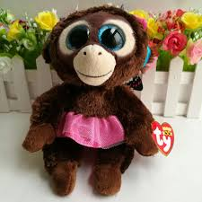 ty beanie boos picture more detailed picture about nadya monkey