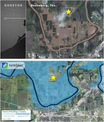 Harris County Flood Map Hurricane Harvey Flooding Extent Revealed Temblor Net