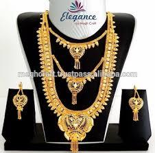 gold rani haar sets gold plated rani haar set wholesale gold plated bridal