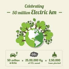 mahindra electric crosses 50 million electric kilometers on indian