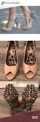 sam edelman spiked heels size 7 5 spike heels flowy tops