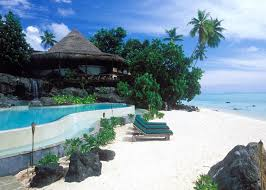 pacific resort ratonga when you envisage a stay in idyllic