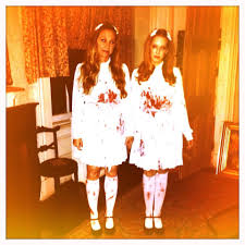 great halloween costume the grady twins from the shining by