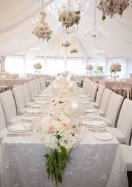 wedding ideas fresh flower table runner inside weddings