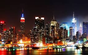New York City Wallpapers For Your Desktop by New York City Lights Wallpaper