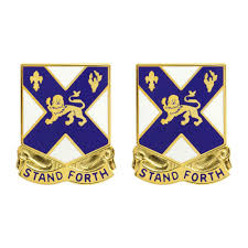 Army Signal Flags Army Unit Crests Acu Army