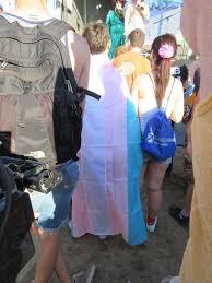 Usa Flag Cape Wearing Transgender Pride Flag Cape While Jacqueline Dimer U2026 Flickr