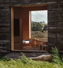 tiny cabins outbuilding of the week tiny cabins in dark and light gardenista