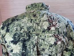 outdoor life field tested outdoor life mens l s camouflage hunting shirt sz s