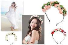 festival flower headbands floral festival headband women s accessories ebay