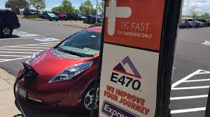 colorado u0027s e 470 toll road adds charging stations for electric