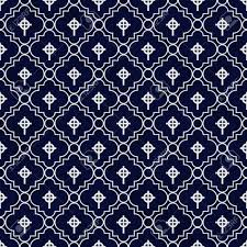 navy blue wrapping paper navy blue and white celtic cross symbol tile pattern repeat