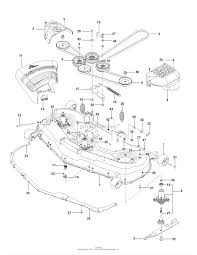 husqvarna rz 5426 967003605 2013 08 parts diagram for mower