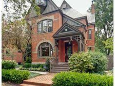 classic exterior paint colors for red brick homes wooden door