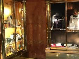 Trump Tower Interior Inside Trump Tower Home To 2016 U0027s Troubling Unprecedented