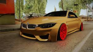 stanced jeep liberty bmw m4 stanced v2 0 for gta san andreas