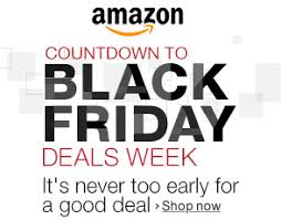 black friday electronics amazon amazon starts countdown to black friday deals week and launches