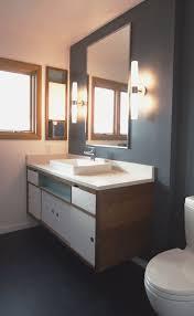 mid century modern bathroom lighting midcentury bath bathroom