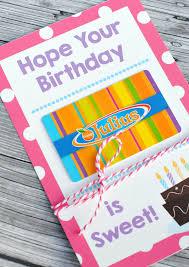 gift card birthday ideas winclab info