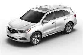 2017 acura mdx overview cars com