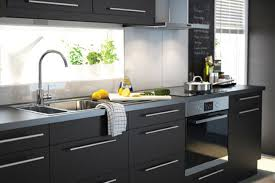 Ikea Black Kitchen Cabinets Country Style Dining Discount Kitchen Cabinets Ikea Black Kitchen