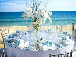 beachy centerpieces 44 best themed wedding centerpieces images on