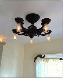 wrought iron flush mount lighting 110 best clark ave lighting images on pinterest ls light