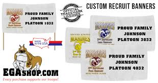 black friday marine boot camp banners for marine corps boot camp graduation
