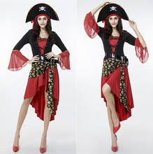 Womens Pirate Halloween Costumes Popular Women Pirate Costume Buy Cheap Women Pirate Costume Lots